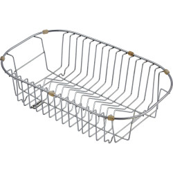 Anupam Wire Basket - AWB1001S | Kitchen Dish Draining Steel Basket Anupam Wire Basket - AWB1001S | Kitchen Dish Draining Steel Basket AWB1001S