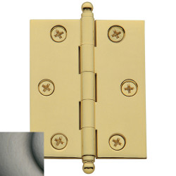 Baldwin CABINET HINGE-1025.151 151-antiquenickel