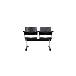 Advanta Tempo 2 Seat Beam – Pp Seat & Back Advanta-TEMPO-2-Seat-Beam_PP_With-Arms-1.jpg