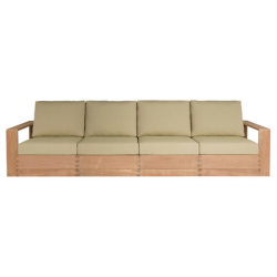 Sutherland Poolside Elevated Four-seat Sofa poolsideplinth_4seat_front.jpg