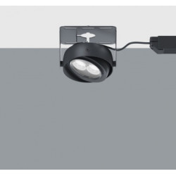 Erco Gimbal for ceiling channels-Spot light Erco Gimbal for ceiling channels
