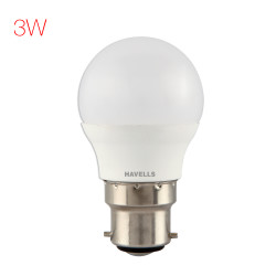 Havells New Adore LED 3 W Ball Havells New Adore LED 3 W Ball LHLDERUEMK8X003