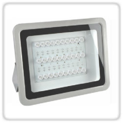 Glow Green LED Flood Lights