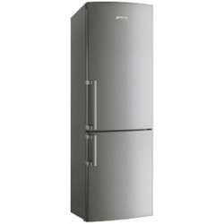 Smeg Bottom Mount Refrigerator-Freezer, Stainless Steel, Free Standing, Energy Rating: A+