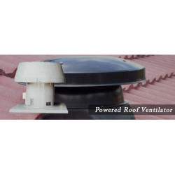 Power Vent System Powered Roof Ventilator IMAGE