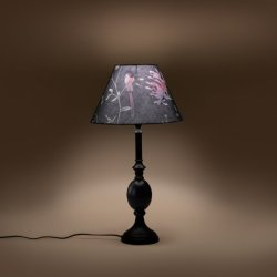 GulmoharLane Cottage Bell Lampshade Small - A Persian Garden Moonlit GulmoharLane Cottage Bell Lampshade Small - A Persian Garden Moonlit