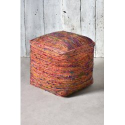 The Rug Republic Silk Square SILK_SQUARE_POUF_1024x1024.jpg?v=1509513922