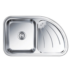 Nirali Ultimo RHS Kitchen Sink