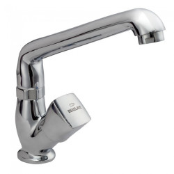 Benelave Sink Cock Table Mounted Regular Spout With Flange