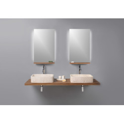 Bati Bali Mirror & Vanity Counter Set