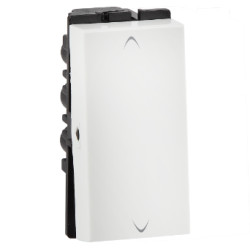 Havells 10AX 2way Switch- White IMAGE