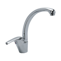 Plumber Faucets Single Lever Sink Mixer