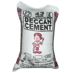 Deccan Cement 43 Grade Ordinary Portland Cement (OPC 43) Deccan Cement 43 Grade Ordinary Portland Cement (OPC 43)