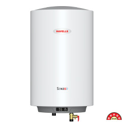 Havells Senzo 25 L White cover.png