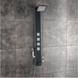 Jaaz Angel Black Shower Panel Angel-black-new-600x598