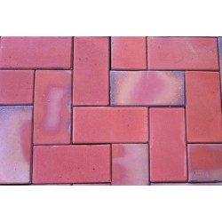 Pioneer Bricks Clay Paver Tobago - Terracotta        Tobago-3.jpg