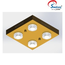 Swelcom Surface Mounted 0002A/LED/12W/R id-0002a-r
