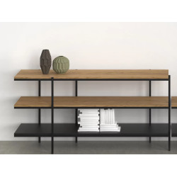 Nokta GARIS 3-Tier Low Shelving Nokta GARIS 3-Tier Low Shelving