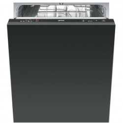Smeg Dishwasher, Built In Fully Integrated, 12 Place Settings, 60 Cm, Energy Rating A+