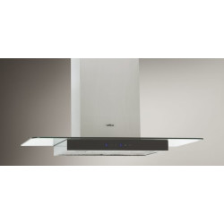 Elica Split Flat Glass Touch Kitchen Hood