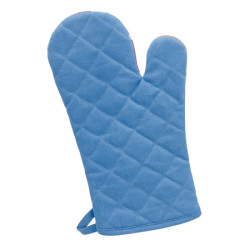 Wenko Set of Oven Glove And Cloth Dots
