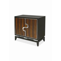 Century Furniture Mecury Door Cabinet LA7220