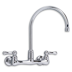 American Standard Heritage Wall-Mounted Gooseneck Faucet