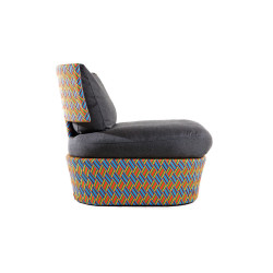 Varaschin Kente Lounge Chair