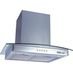 Gilma VXO Stainless Steel Chimney 60cm