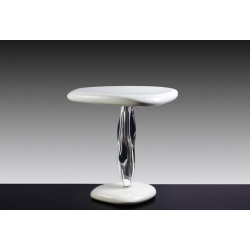Seguso Barena Side table white table