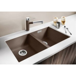 Blanco Subline 350/350 U Double Sink