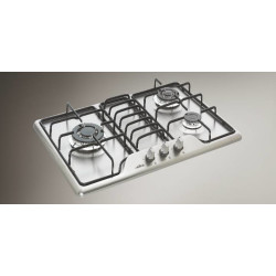 Elica Stainless Steel Built In Hobs With European Burners Curve 3 B 75 LD