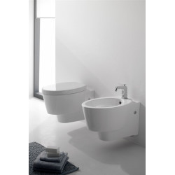 Scarabeo Wall-mounted bidet wish