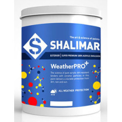 Shalimar Paints WeatherPRO+