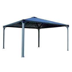 Palram Applications Palermo 4300 Garden Gazebo 2 IMAGE