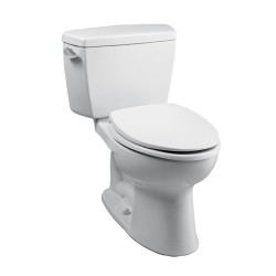 Canaroma TOTO Toilet Drake Two-Piece Elongated