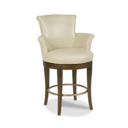 Century Furniture Scroll Swivel Counter Stool 3800C-3