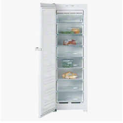 Miele Integrated Tall Freezer, Side-By-Side - FN 12827 Freestanding Freezer