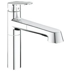 Grohe Europlus Single- Lever Sink Mixer 1/2 Europlus Single- Lever Sink Mixer 1/2""