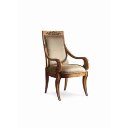 Century Furniture Thronos Arm Chair