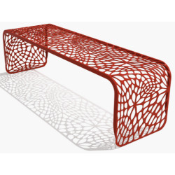 CORAL BENCH 60
