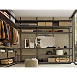 Molteni & C Gliss Walk-in