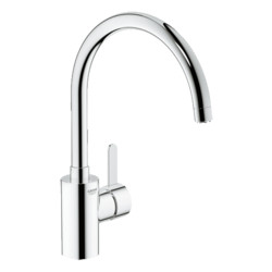 Grohe Single- Lever Sink Mixer 1/2 Single- Lever Sink Mixer 1/2""