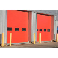Vishwas Automation Industrial Sectional Doors IMAGE