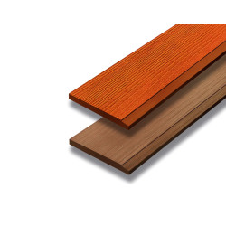 SCG Smartwood Fascia Board Golden Teak Color 20X400X1.6 cm