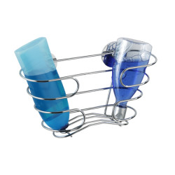 Wenko Turbo-Loc Shampoo-Rack