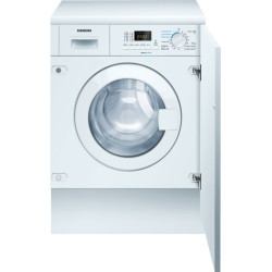 Siemens IQ300 Wash Dryer, Can Be Built Under/Between, Fully Integr iQ300 Wash dryer, can be built under/between, fully integr