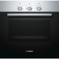Bosch 60-cm Stainless Steel Electric Built-in Oven 60 cm Stainless Steel Electric Built-in Oven