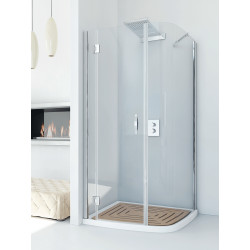Relax Shower cabin Riflexo 100×85