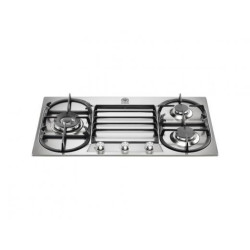 La Germania 90mm 3-Burners Dual Wok Hob 90 3-Burners Dual Wok Hob